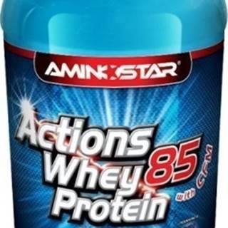 Aminostar Whey Protein Actions 85 1000 g variant: banán