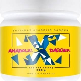 Brainmax 3.0 Anabolic Dagger 320 g variant: pomaranč