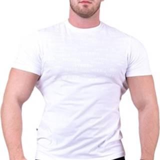 Nebbia More than basic! tričko 145 biele variant: XL