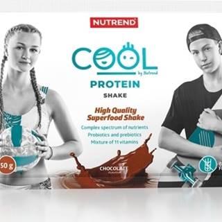 Nutrend Cool Protein Shake 50 g variant: čokoláda