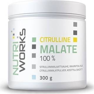 Nutriworks Citruline Malate 300 g