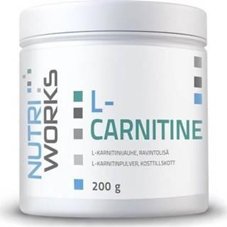 NutriWorks L-Carnitine 200 g