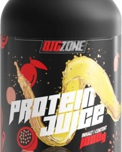 Big Zone Big Zone Protein Juice 1000 g variant: multivitamín