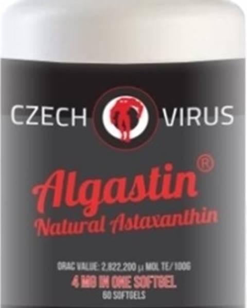 Czech Virus Czech Virus Algastin natural Astaxanthin 60 kapsúl