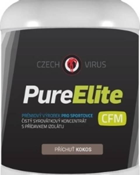 Czech Virus Czech Virus Pure Elite CFM 1000 g variant: čokoláda