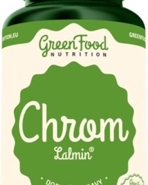 GreenFood GreenFood Chróm Lalmin vegan 60 kapsúl