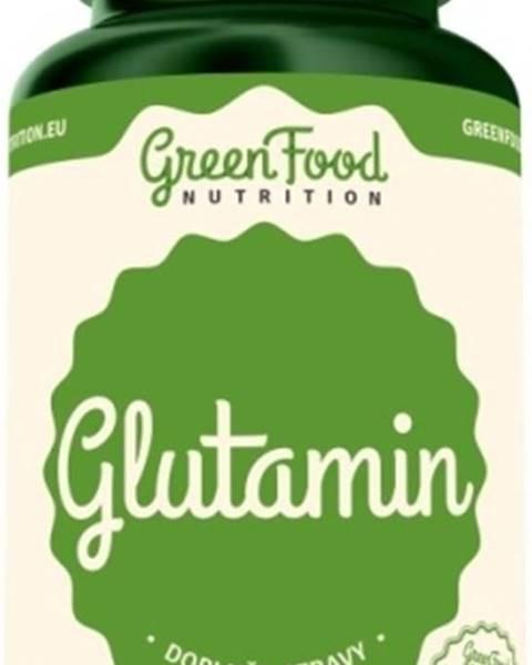 GreenFood GreenFood Glutamín vegan 120 kapsúl