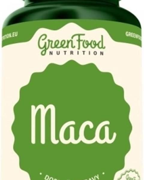 GreenFood GreenFood Maca vegan 120 kapsúl