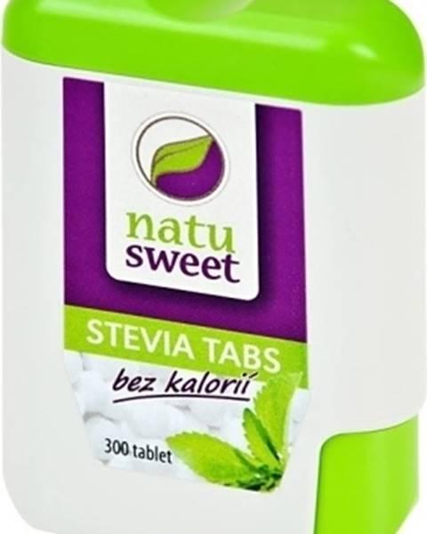 Natusweet natusweet Stevia tablety 18 g 300 tabliet