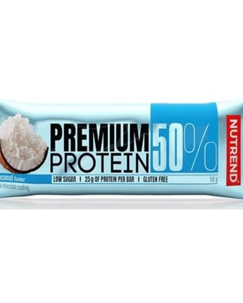 Nutrend Nutrend Premium Protein 50 Bar 50 g variant: čokoláda