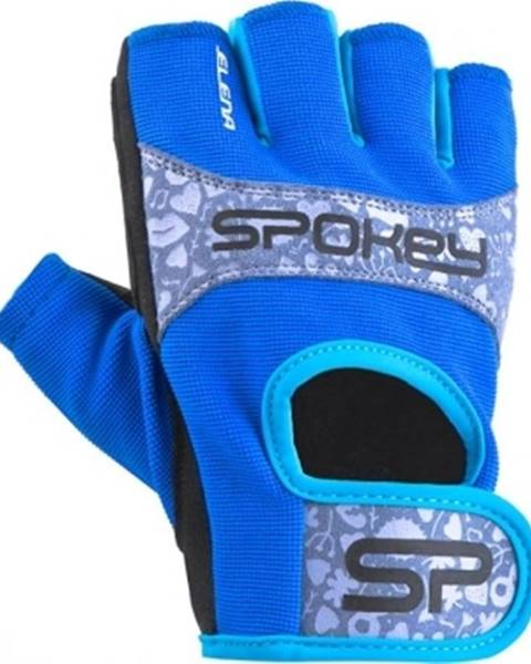 Spokey Spokey Elena II Dámske fitness rukavice modré variant: L
