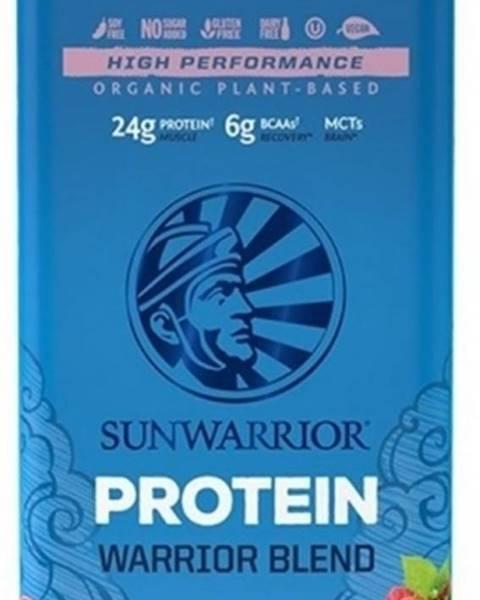 Sunwarrior Sunwarrior Protein Blend BIO (Hrachový a konopný proteín) 750 g variant: mocca