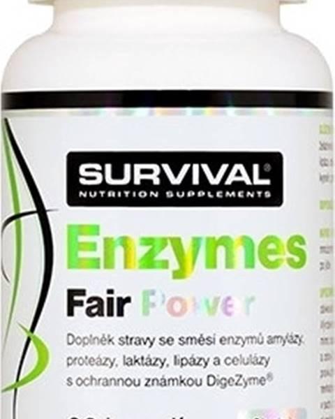 Survival Survival Enzymes Fair Power 60 kapsúl