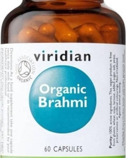 Viridian Viridian Brahmi Organic 60 kapsúl