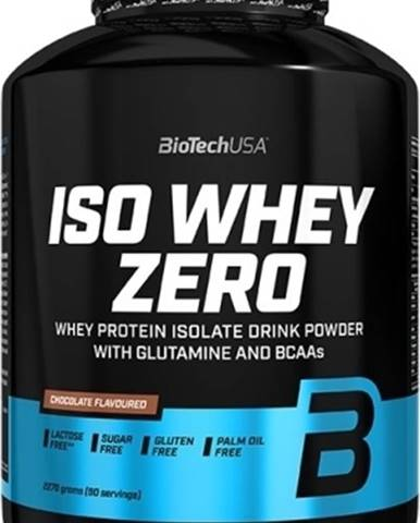 BioTech USA BioTech ISO Whey Zero 2270 g variant: banán