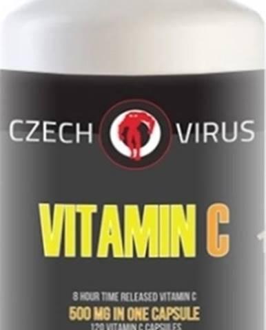 Czech Virus Vitamín C 120 kapsúl