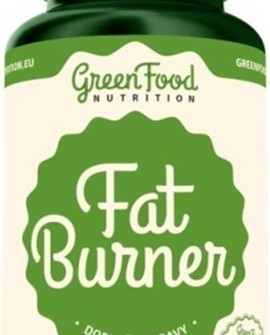 GreenFood Fat Burner vegan 60 kapsúl