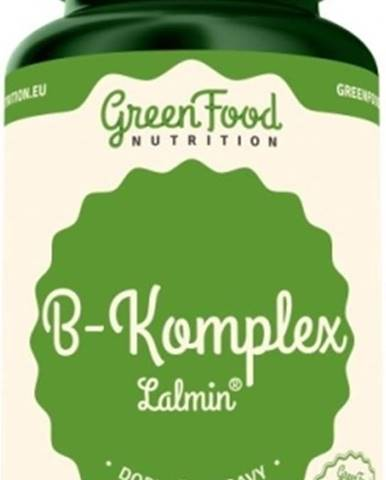GreenFood Vitamín B Lalmin 60 kapsúl