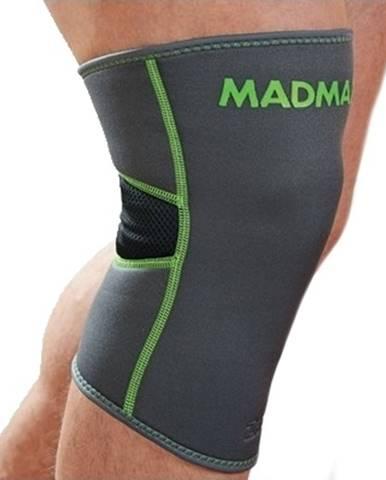 Madmax Bandáž Neoprén koleno sivozelená MFA294 variant: L