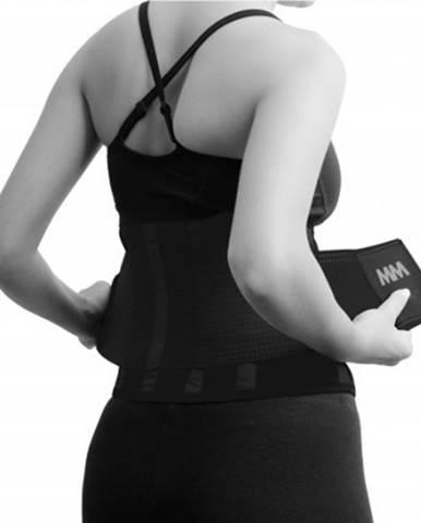Madmax Slimming Belt čierny variant: L