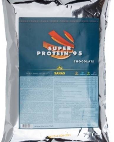 Sanas Super Protein 95 1000 g variant: banán