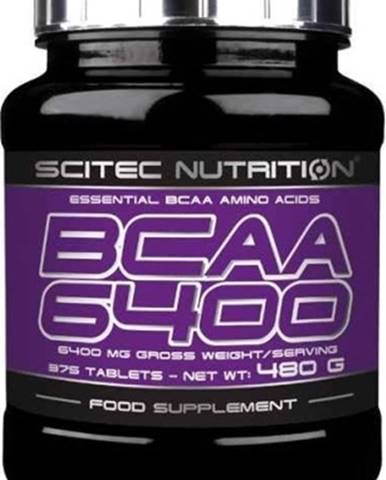 Scitec BCAA 6400 375 tabliet