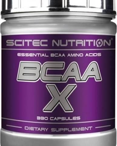 Scitec BCAA-X 330 kapsúl