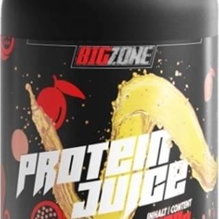 Big Zone Protein Juice 1000 g variant: multivitamín