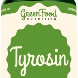 GreenFood Tyrozín 90 kapsúl