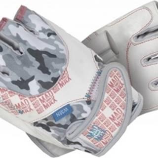 Madmax Rukavice No Matter MFG931 biele variant: L