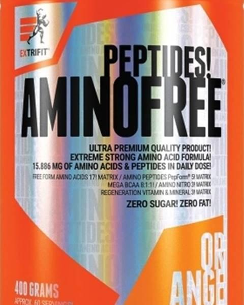 Extrifit Extrifit Aminofree Peptides 400 g variant: broskyňa