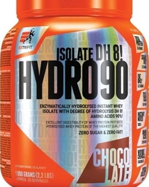 Extrifit Extrifit Hydro Isolate 90 1000 g variant: čokoláda