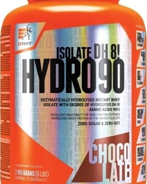 Extrifit Extrifit Hydro Isolate 90 2000 g variant: čokoláda
