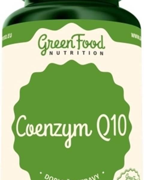 GreenFood GreenFood Coenzym Q10 60 kapsúl