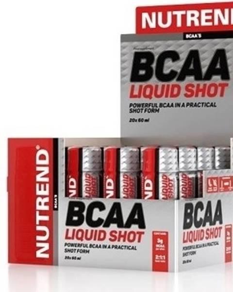 Nutrend Nutrend BCAA Liquid Shot 60 ml