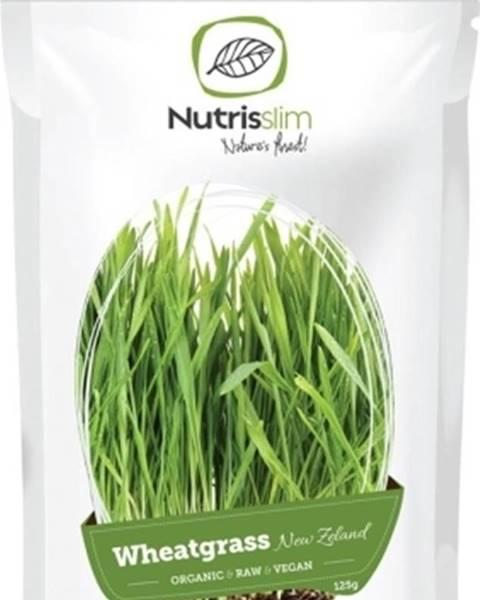 Nutrisslim Nutrisslim BIO Wheatgrass Powder (New Zealand) 125 g