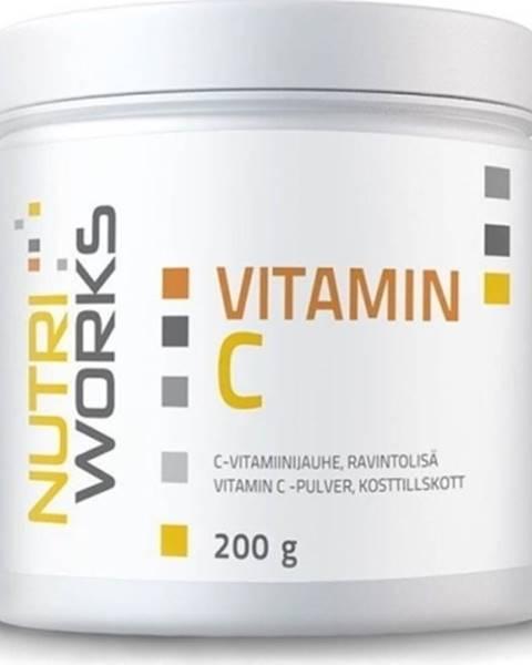 NutriWorks Nutriworks Vitamín C 200 g