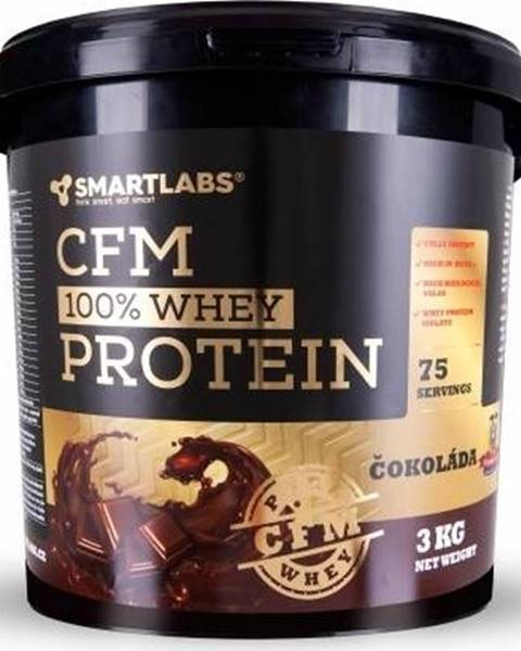 SmartLabs CFM Whey Protein 3000 g variant: banán