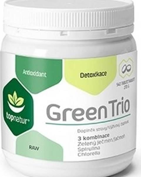 Topnatur Topnatur Green Trio 540 tabliet