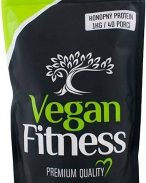 Vegan Fitness Vegan Fitness Konopný Protein 1000 g