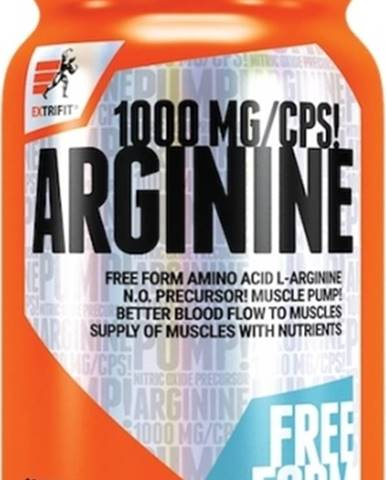 Extrifit Arginine 1000 mg 90 kapsúl