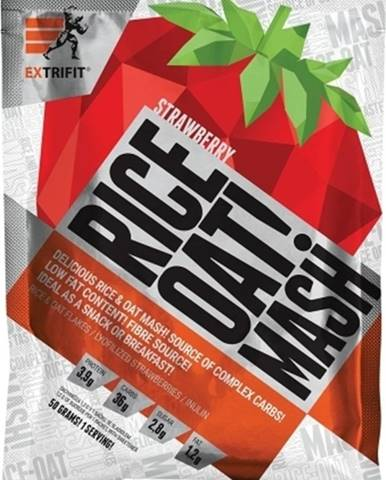 Extrifit Rice & Oat Mash 50 g variant: čučoriedka