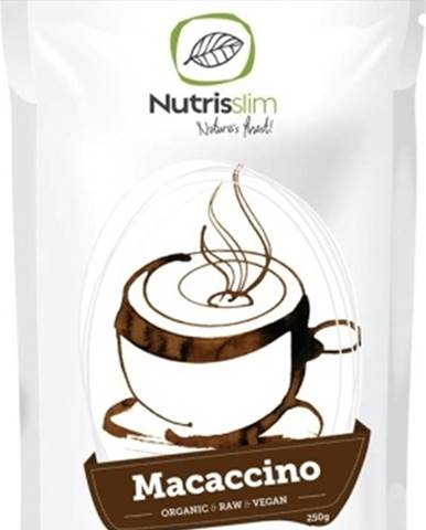 Nutrisslim BIO Macaccino Powder 250 g