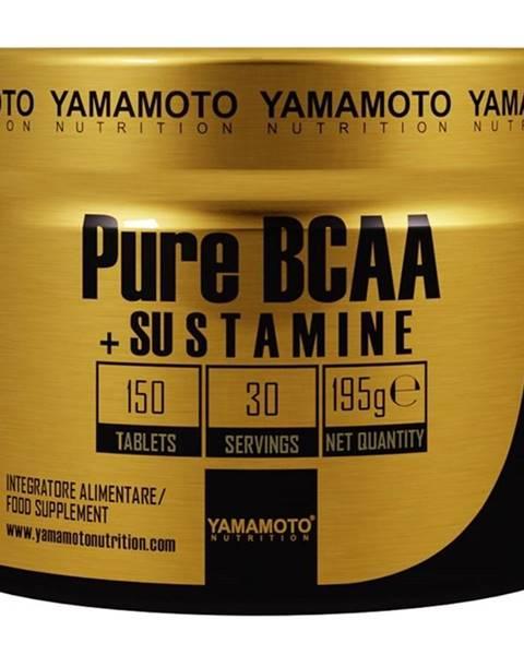 Yamamoto Pure BCAA + SUSTAMINE - Yamamoto 150 tbl.