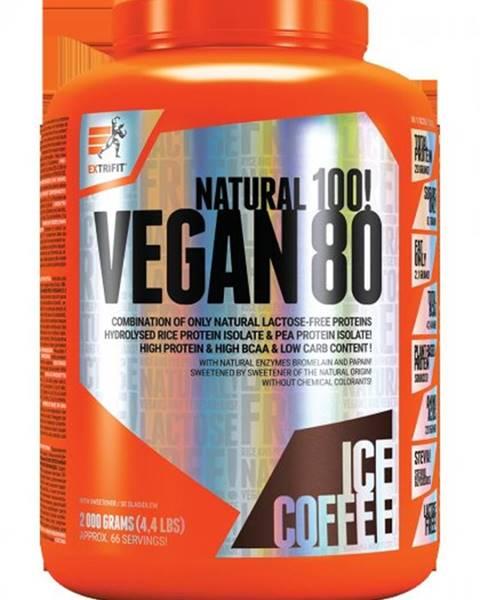 Extrifit Vegan 80 od Extrifit 2000 g Caramel