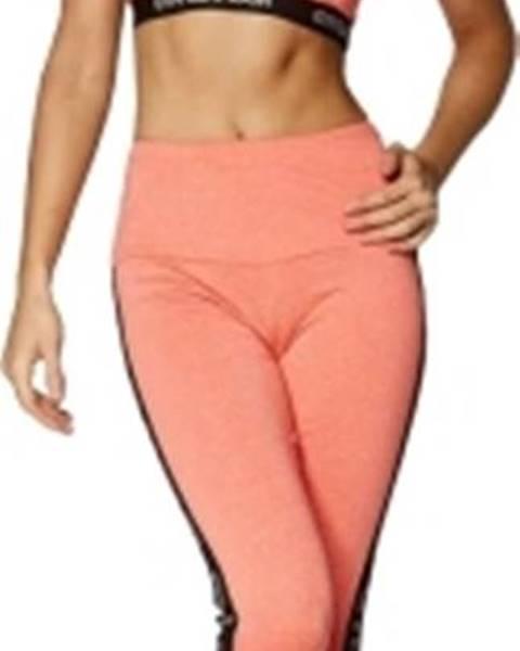 Gym Glamour Gym Glamour Legíny vysoký pás oranžové variant: L