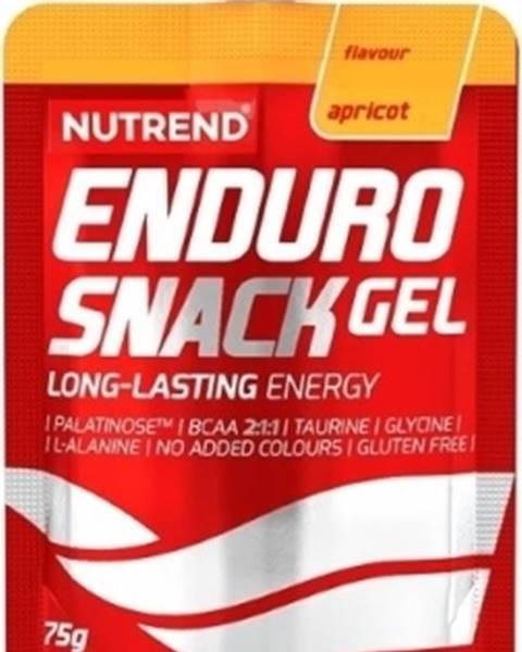 Nutrend Nutrend Endurosnack Gél vrecko 75 g variant: marhuľa