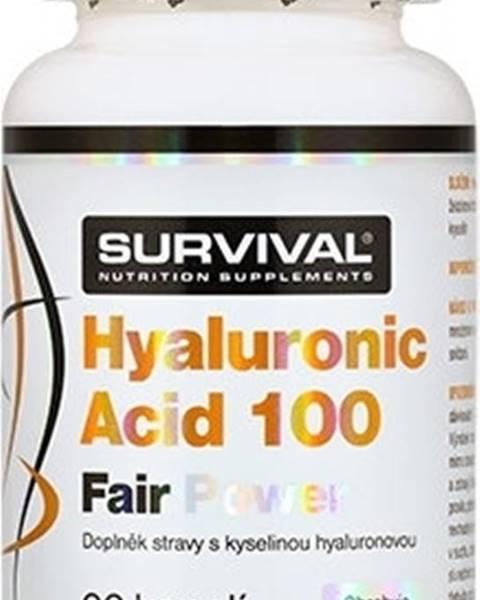 Survival Survival Hyaluronic Acid 100 Fair Power 90 kapsúl