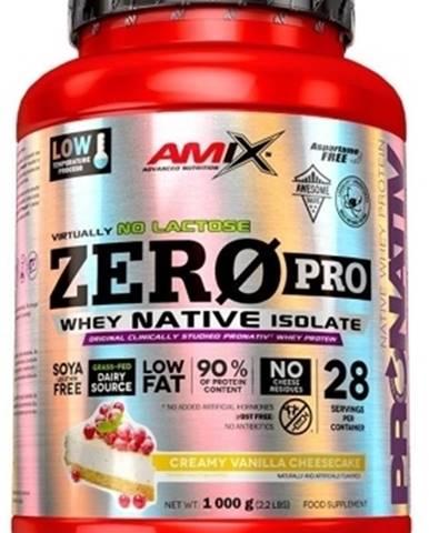 Amix Nutrition Amix ZeroPro Protein 1000 g variant: čokoláda