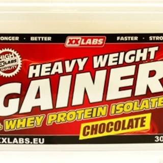 Xxlabs Heavy Weight Gainer 3000 g variant: čokoláda